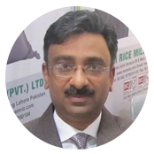 Syed Ahmed Nadeem (Export Manager)