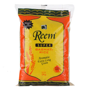 Reem Super Basmati Rice